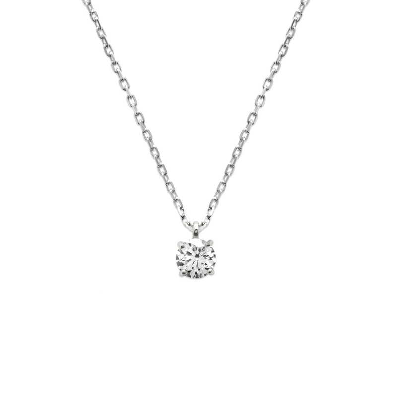 Necklace Laura silver fleurdenuit