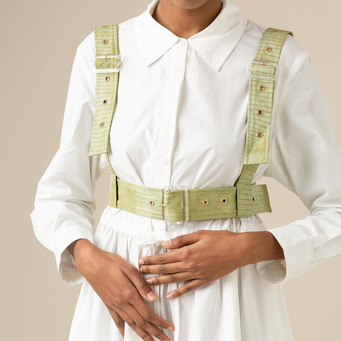Diamond - Strap Vest/Belt