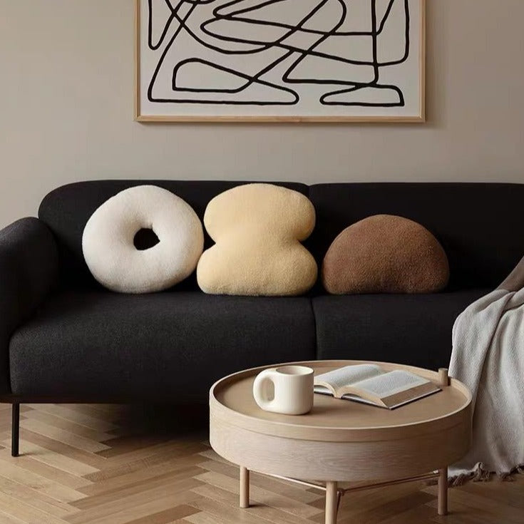 More - 3D Cushion