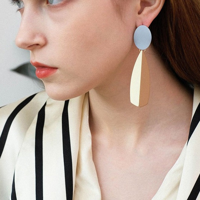 Float - Moro Earrings