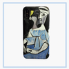 Picasso Love iPhone Case