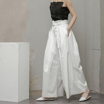 Gaea - Wide Leg Trousers