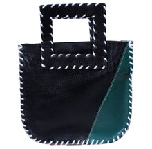 Load image into Gallery viewer, The Nwadi mini tote - black
