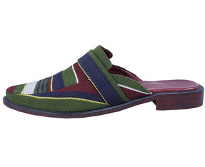 The Keffi half loafer - Weave 3