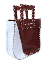 Load image into Gallery viewer, The Nwadi mini tote - brown