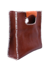 Load image into Gallery viewer, The Nkiru shopper tote - brown