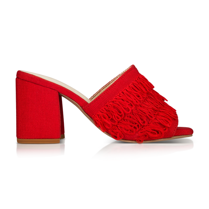 Ilamoye mule - RED