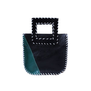 The Nwadi mini tote - black