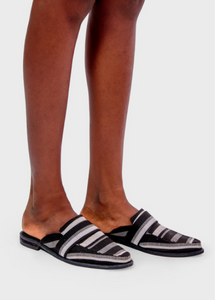 The Keffi half loafer - Weave 7