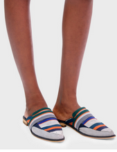 Load image into Gallery viewer, The Keffi half loafer - Weave 2