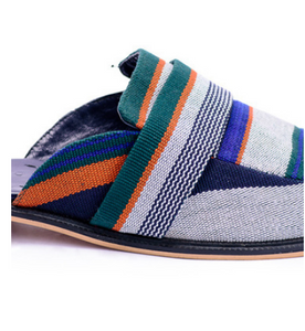 The Keffi half loafer - Weave 2