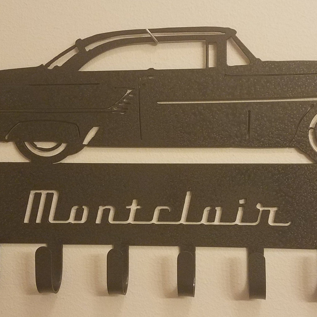 1955 Mercury Montclair Key Rack