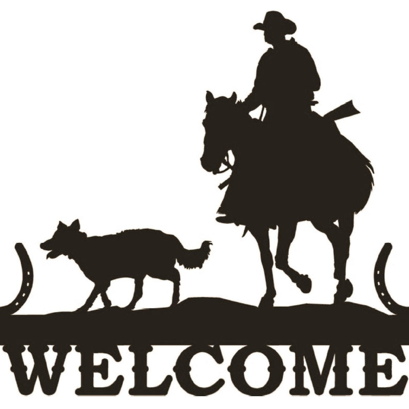 Cowboy Welcome