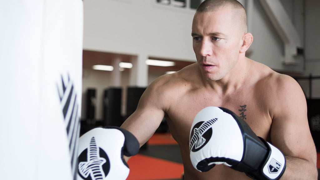 Georges St-Pierre vs. Michael Bisping Superfight Confirmed for 2017
