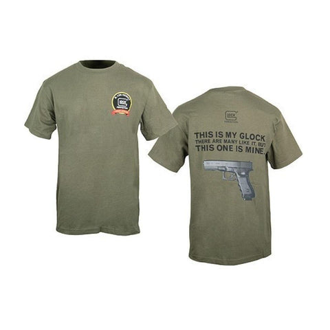 Od Green My Glock T-shirt Large