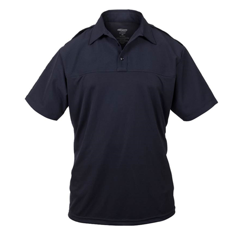 Mens, Navy, UV1 Undervest Short Sleeve Shirt