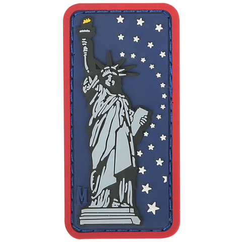 "Lady Liberty 1.3"" x 2.6"" (Full Color)"