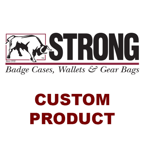 Strong Leather Company - Side Opening Badge Case - Dress