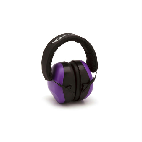Venture Gear NRR 26 dB Low Profile Ear Muff Purple