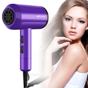 Viyado Multi-Function High-Power Hair Dryer Hair Salon Barber Shop Household Hairdressing Negative Ion Hair