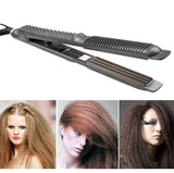 Viyado Hair Straightener Tool 110-220 V Corrugation Crimping Chapinha Flat Iron
