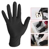 Viyado Nitrile Hand Gloves 20pcs Disposable Beauty Hair Dye Rubber Experiment Tattoo