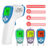 Viyado Thermometer Non-Contact Infrared Liquid Crystal Display Body Temperature Laser Digital