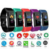 Viyado Bluetooth Fitness Monitor Smartwatch Band Bracelet Pedometer Sport Tracker