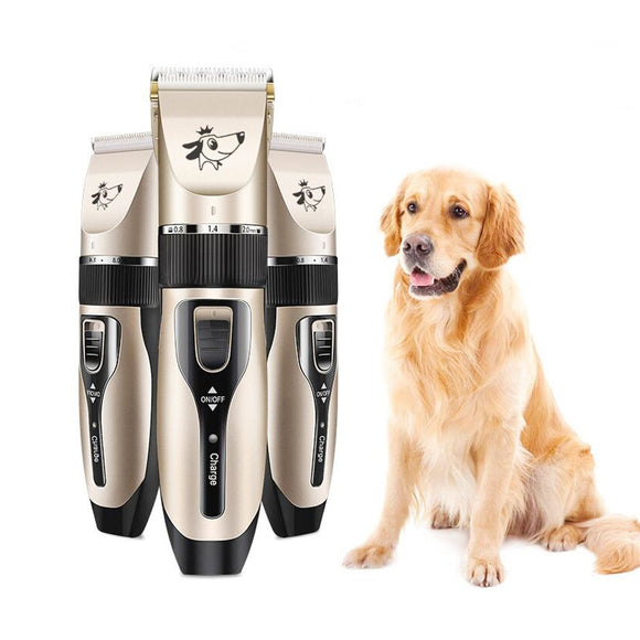 Viyado Haircut Clipper Machine For Pet Grooming Rechargeable Trimmer Shavers Tool