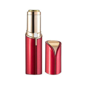 Viyado Rechargeable Hair Removal Shaver Flawless Painless Electric Facial Epilator Lipstick Shape