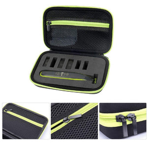 Viyado Electric Shaver Box  Hard Case Trimmer Razor Travel Pouch Organizer Carrying Bag