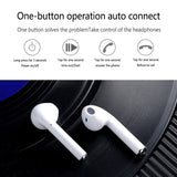 Viyado Bluetooth Earphone Sport Handsfree Charging Pods iPhone Android Wireless Earbuds