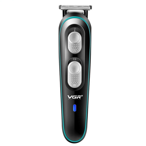 Viyado Hair Cutting Machine USB Rechargeable Adjustable Steel Blade Clipper Trimmer