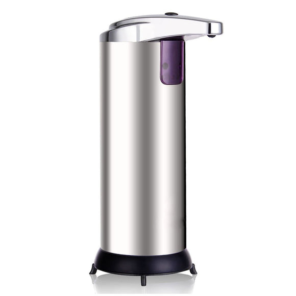 Viyado Hand Sanitizer Automatic Foam Soap Dispenser Touchless Stainless Steel