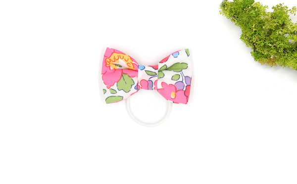 Bow Hair Band - Liberty Betsy A-40 Print