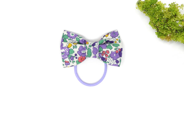 Bow Hair Band - Liberty Betsy Ann A Print