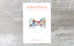 Bow Hair Band - Liberty Betsy P Print