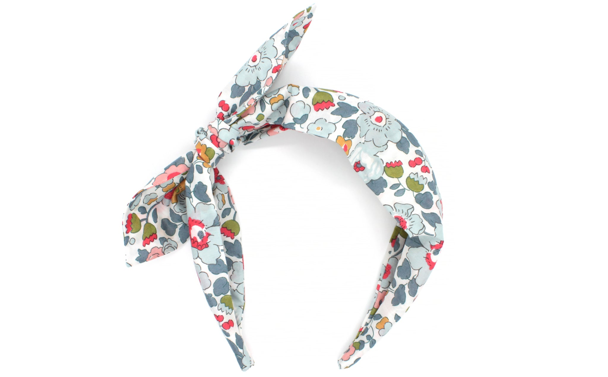 Women's Side Bow Headband - Betsy P Print
