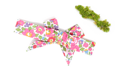 Girl's Bow Headband - Liberty Betsy A-40 Print