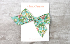 Girl's Bow Headband - Liberty Betsy D Print