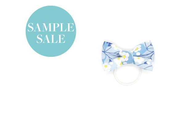 Bow Hair Band - Liberty Mitsi Valeria A Print