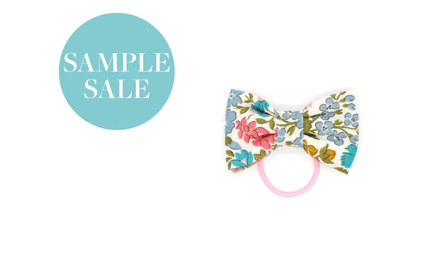 Bow Hair Band - Liberty Sweet May C Print
