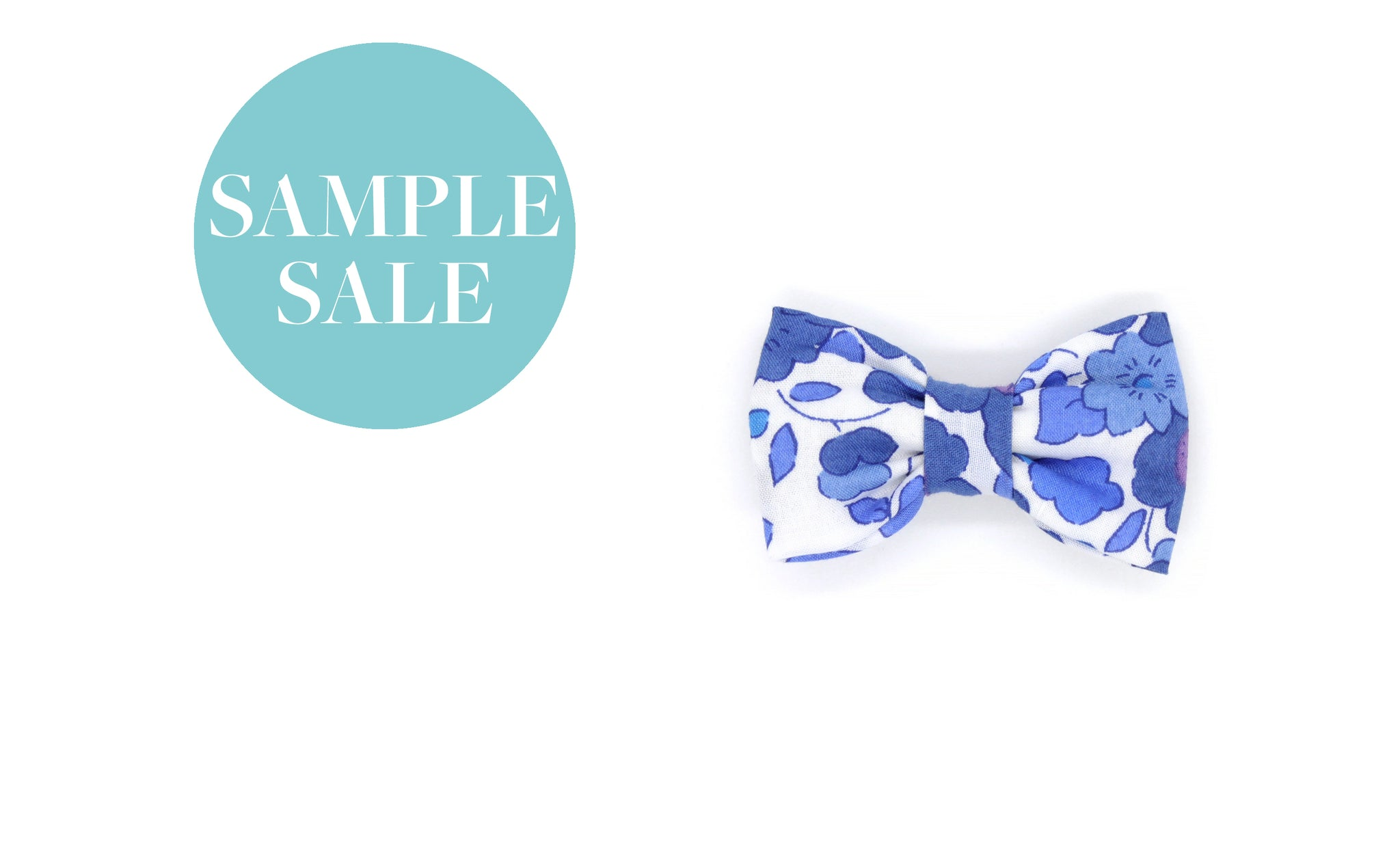 Bow Hair Clip - Liberty Betsy T Print, Alligator Clip