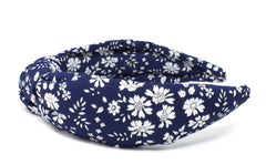 Women's Padded Knot Headband - Liberty Capel A-40 Print