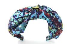 Women's Classic Knot Headband - Liberty Dreams of Summer B Print