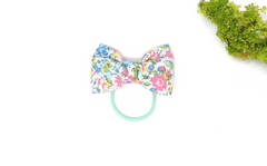 Bow Hair Band - Liberty Emma and Georgina B-40 Print