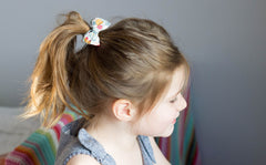 Bow Hair Band - Liberty Pepper T Print