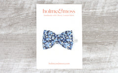 Bow Hair Clip - Liberty Pepper R Print