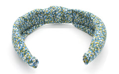 Women's Padded Knot Headband - Pepper T Print