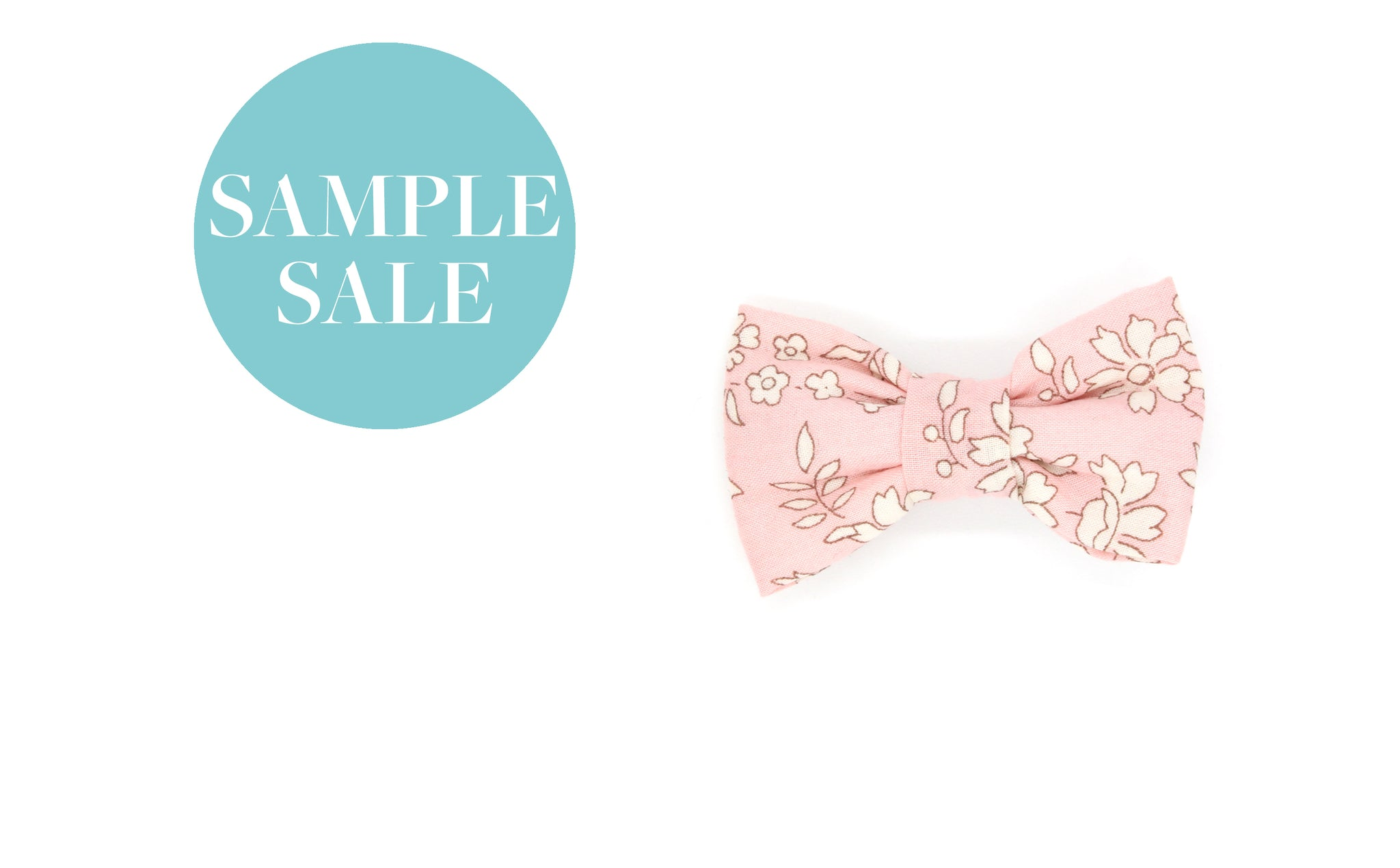 Bow Hair Clip - Liberty Capel S Print, Alligator Clip